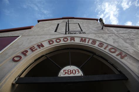 Open Door Mission Houston by The Mission Of Open Door Mission Houston
