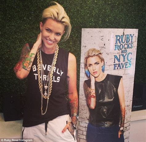 ruby rose before after haircuts ruby rose before after haircuts ruby rose gets down and