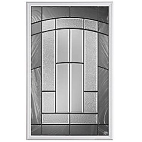 home depot canada kitchen cabinets sale glass doors masonite croxley 22 inch x 36 inch 1 2 lite glass insert