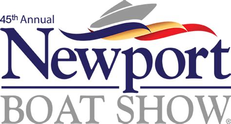 boat show logo image downloads newport in water boat show