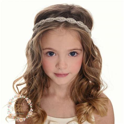 baby headband rhinestone headbandflower headband rhinestone bridal headband wedding headband flower