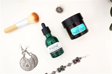 Masker Tea Tree Shop review the shop purifying glow mask tea tree daily