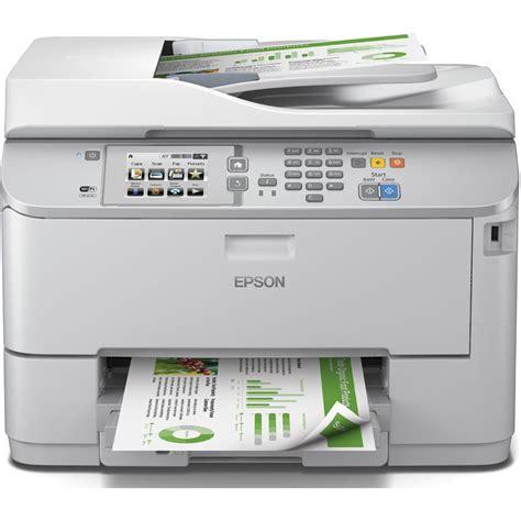Printer Epson Plus Fotocopy epson workforce pro wf 5620dwf a4 colour multifunction inkjet printer ebay