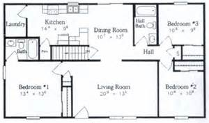 28x48 Floor Plans by Sterling Modular Homes Inc