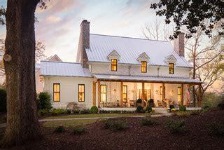 beautiful modern southern farmhouse  steve powell homes