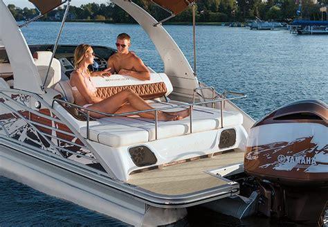 best luxury pontoon boats best in travel 2018 - Best Luxury Pontoon Boats 2018