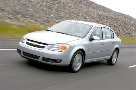 Chevrolet Cobalt 2007 2007 Chevrolet Chevy Cobalt Lt Sedan Picture Pic Image