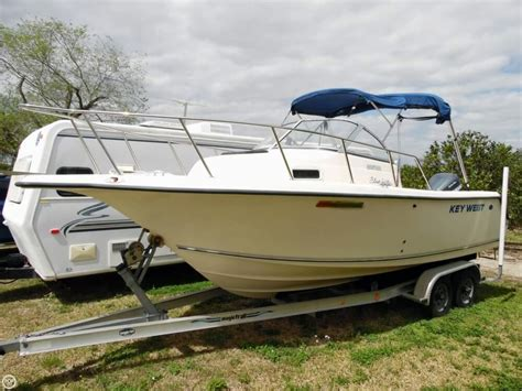 used key west boats for sale in florida 2004 used key west 225wa walkaround fishing boat for sale