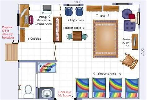 layout for home daycare 17 best images about nursery s daycare on pinterest