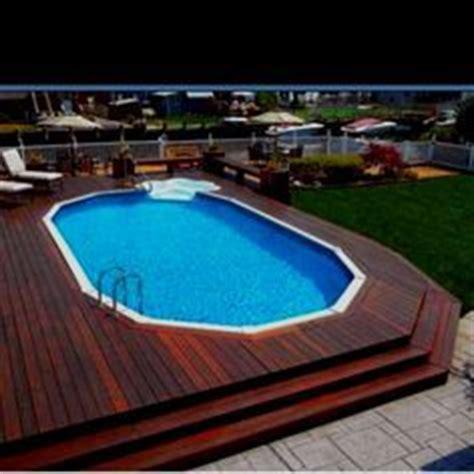 sunken  ground pool swimming pool pinterest
