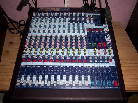 Mixer Audio Midas midas venice 160 image 191264 audiofanzine