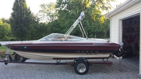 1991 maxum boat parts boats for sale in kentucky boats for sale by owner in