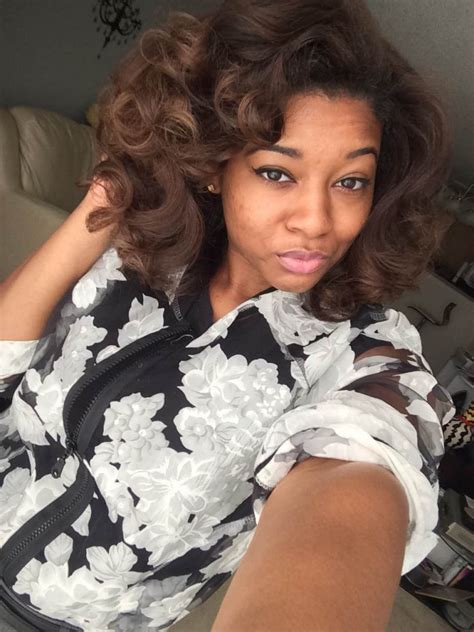 Big Curls With Hair Dryer straighten your hair with the silk roller wrap method voice of hair