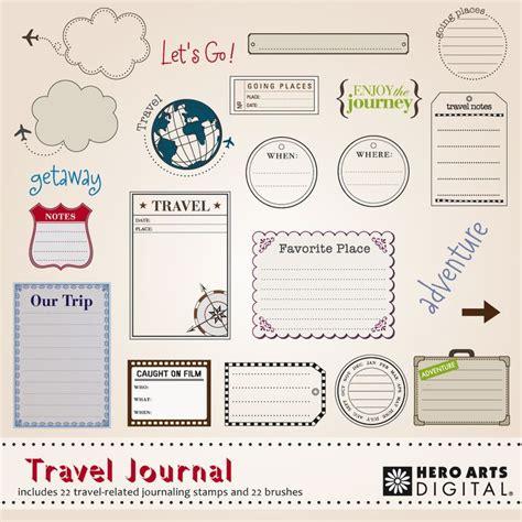 trip diary template die 25 besten reisetageb 252 cher ideen auf