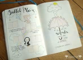 Home Decor On Summer by Bullet Journal Novembre En Mode Kawaii Zunz 250 N