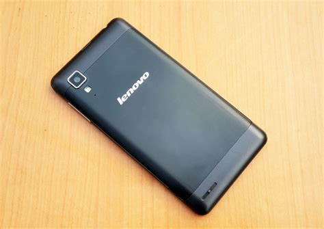Lenovo P780 review of the smartphone lenovo p780 quot metalhead quot with enduring battery