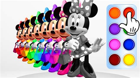 minnie mouse colors colors clipart mouse pencil and in color colors clipart