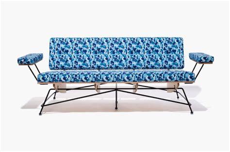 bape x karimoku furniture hypebeast