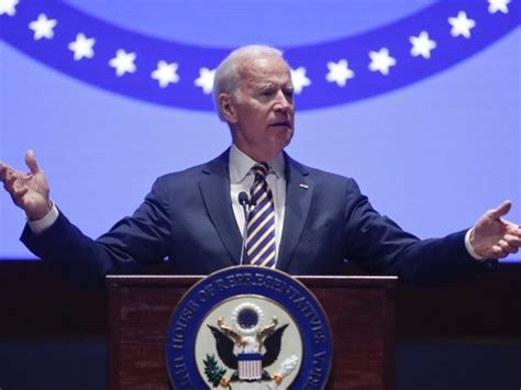 Speaks From The Big House by Report Former Vice President Joe Biden Preparing Another