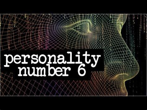 numerology secrets of personality number 6 http