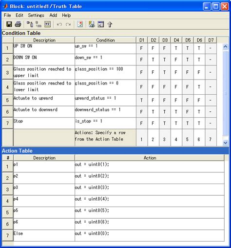 format excel matlab generate truth table block from excel