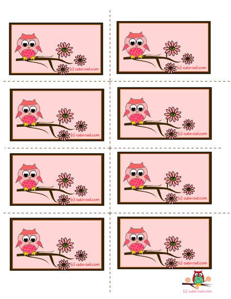 printable owl label 1000 images about b 250 hos on pinterest