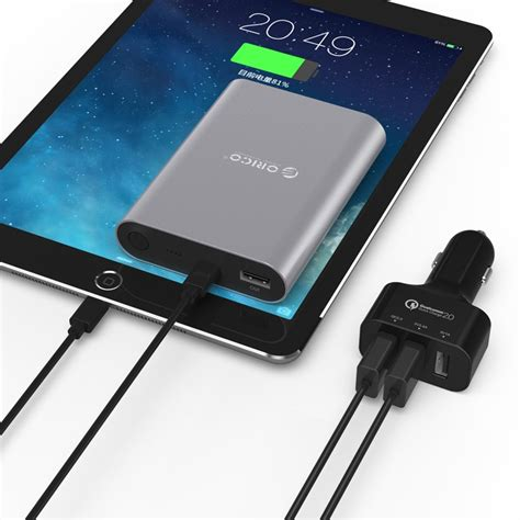 5a 3usb Three Usb Lighter Car Charger Power Adapter Cigarette M uch 2u1q 35w 3 ports car charger qc2 0 1 2 4a 1 1a 1