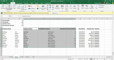pivot tables 2016 microsoft office 2016 what s speed up my pc free