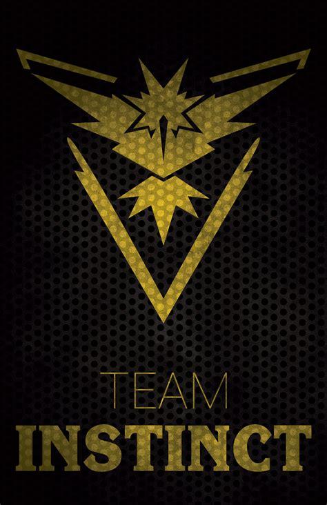 Team Instinct Iphone All Hp team instinct by silverspropaganda on deviantart