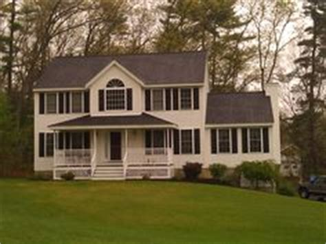 Colonial House With Farmers Porch by New Milford Ct Home For Sale Front Porch Colonial