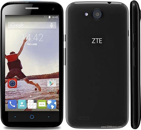 Hp Zte Blade I2 zte blade qlux 4g pictures official photos