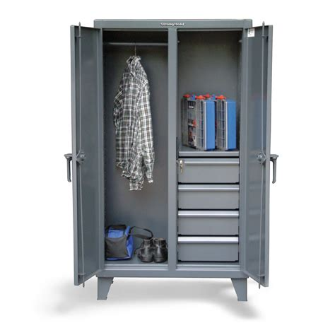 Locker Drawers by Strong Hold Products Locker With 4 Drawers