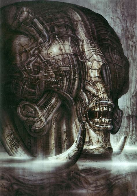 H R H 287 best images about h r giger aliens on