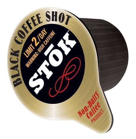 SToK Caffeinated Black Coffee Shots (50 count)   eBay