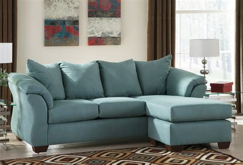 ashley furniture darcy sofa ashley furniture darcy sofa chaise in sky local
