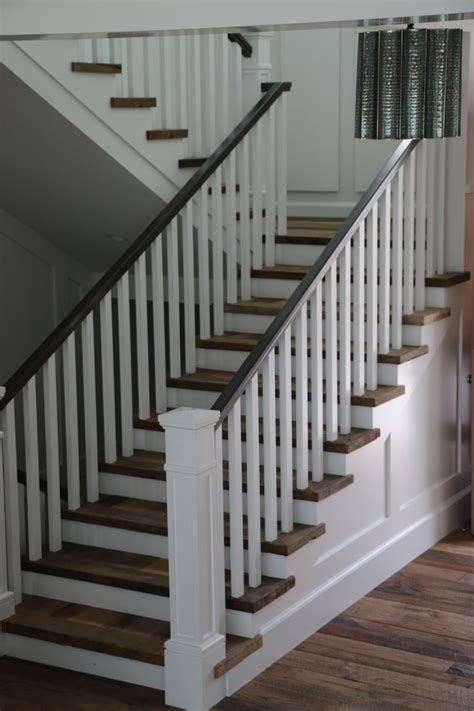 white banister rail 112 best images about stair rails on pinterest