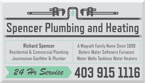 Richard Plumbing And Heating by Spencer Plumbing And Heating Richard Spencer Magrath And