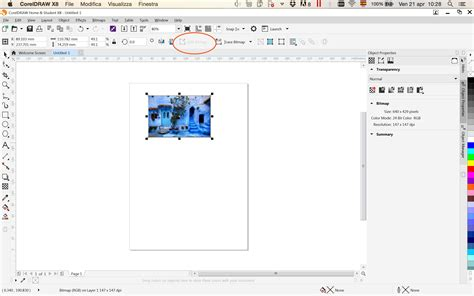 Corel Draw X4 Options Greyed Out | edit bitmap greyed out coreldraw x8 coreldraw graphics