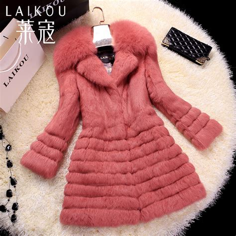 Gracia Rabbit Limited abrigo de conejo compra lotes baratos de abrigo de conejo de china vendedores de abrigo de
