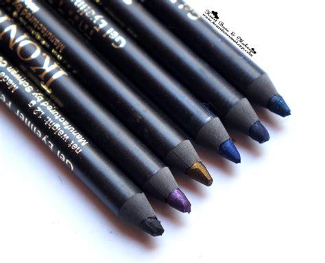 The One Gel Eye Liner Pencil ikonic gel eyeliner pencils review swatch price