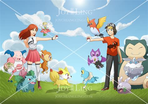 pokemon trainer creator by joy ling on deviantart by joy ling pokemon trainer creator images pokemon images