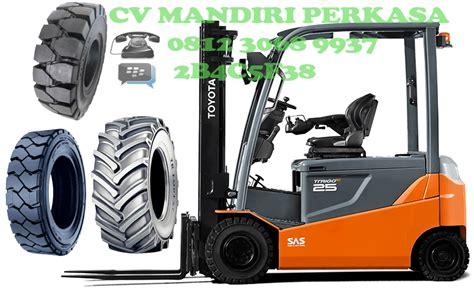 Ban Forklift Pneumatichidup Ukuran 500 8 ban forklift surabaya
