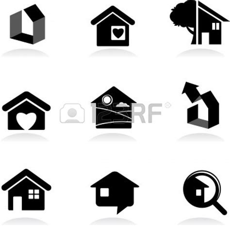 white house realty 15 bill icon black and white images black and white real estate logos buffalo bills