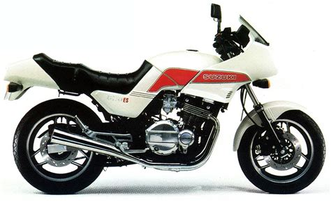 Suzuki Gsx 750e Suzuki Gsx750es And Gsx750ef Model History