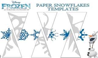 frozen snowflake template frozen snowflake patterns patterns kid