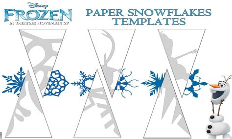 design your wardrobe snowflake patterns to trace disney