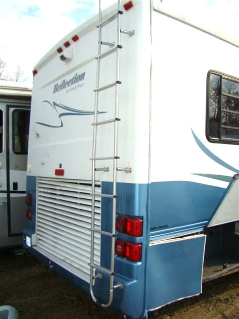 used rv awning parts rv exterior body panels 2001 reflection motorhome parts