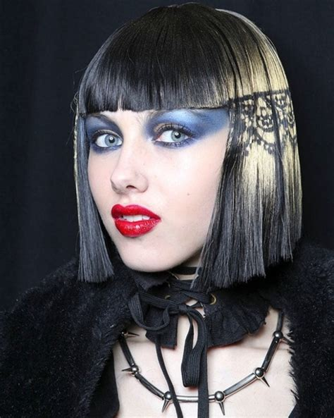 hear cabello betsey johnson backstage makeup look pin it by carden