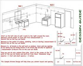 How To Design Kitchen Cabinets Layout Do It Yourself Kitchen Cabinets Installation Kitchen Cabinet Depot