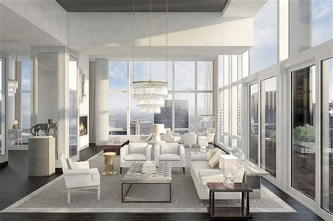 wohnzimmer nyc living at the top the 5 best manhattan penthouses